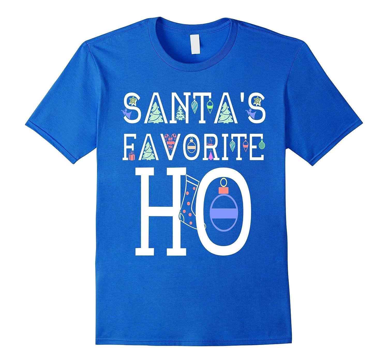 Santa\'s Favorite Ho T-Shirt Funny Christmas Gift Idea Shirt-ANZ ...