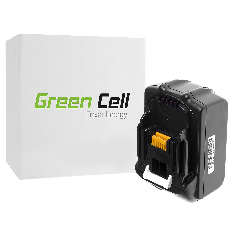 verde Cell® Utensili Elettrici Batteria per Makita JV180DRF (Li-Ion pile 3000 mAh 18V)