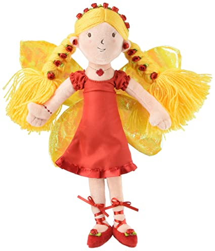 "Rainbow Magic Ruby 12"" Fairy Plush"