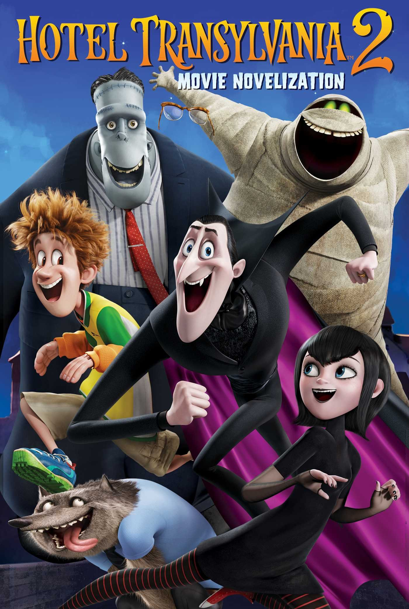 Amazon.fr - Hotel Transylvania 2: Movie Novelization (***LIVRE ...