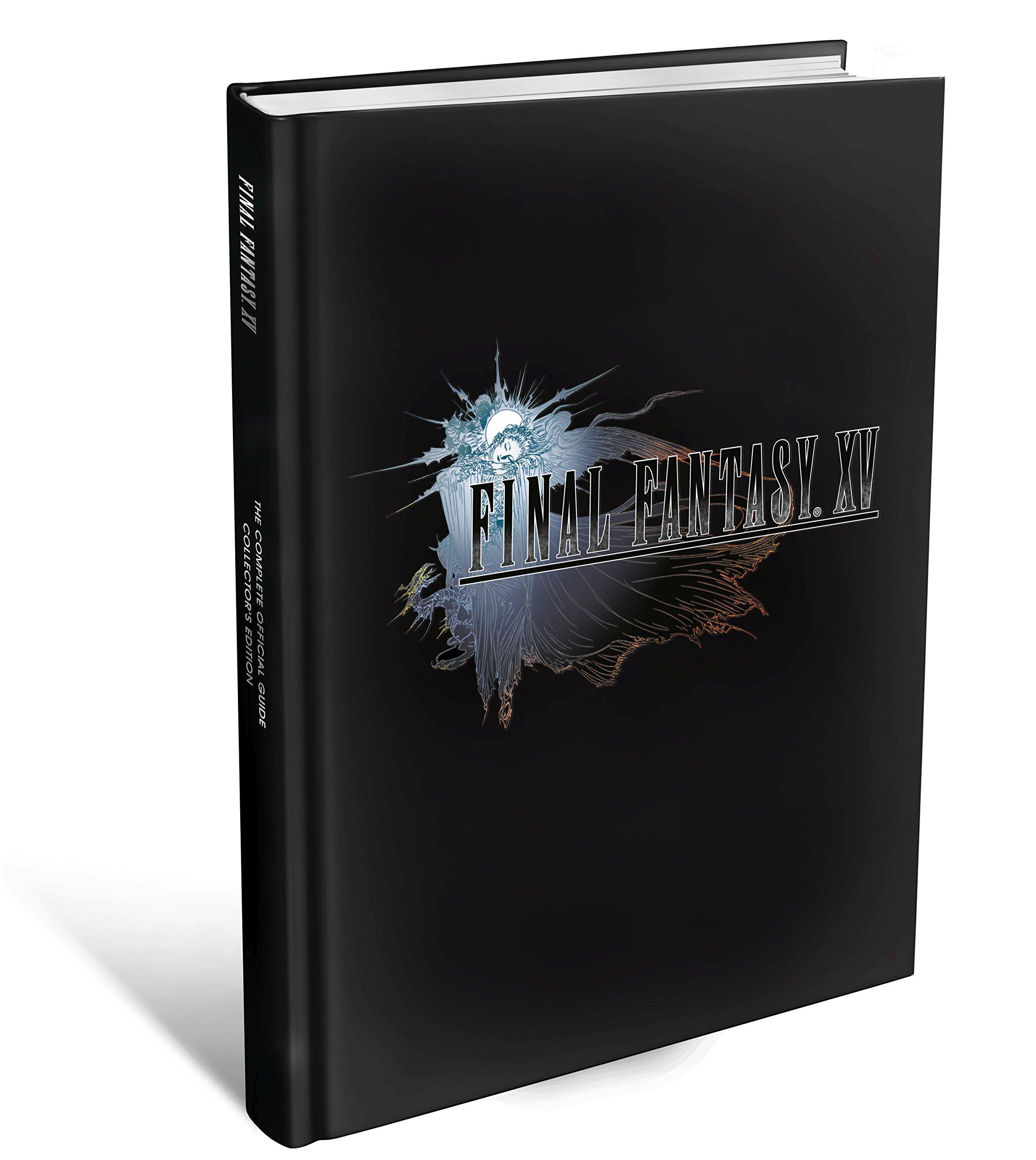 Final Fantasy XV (Collectors Edition): Amazon.es: Piggyback ...