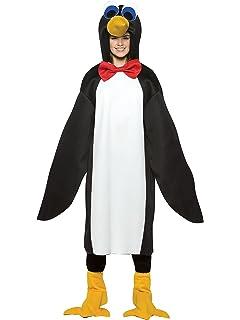 Rasta Imposta Women/'s Penguin Hoodie Black//White Medium