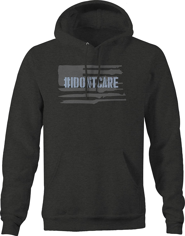 M22 American Flag I Dont Care Sweatshirt