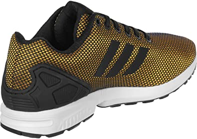 Adidas ZX Flux chaussures 4,0 gold/black/white