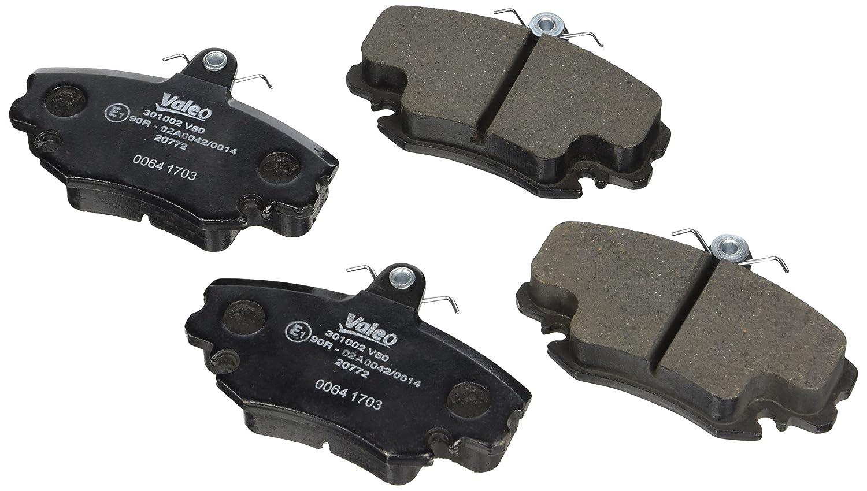 QSP Car Rear Brake Discs Set QSPWBD00155