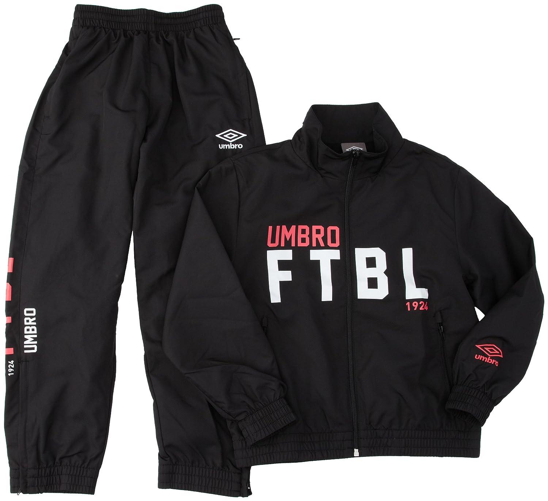 Umbro Graphic Woven - Chándal de fútbol, Color Negro, Talla 152 ...