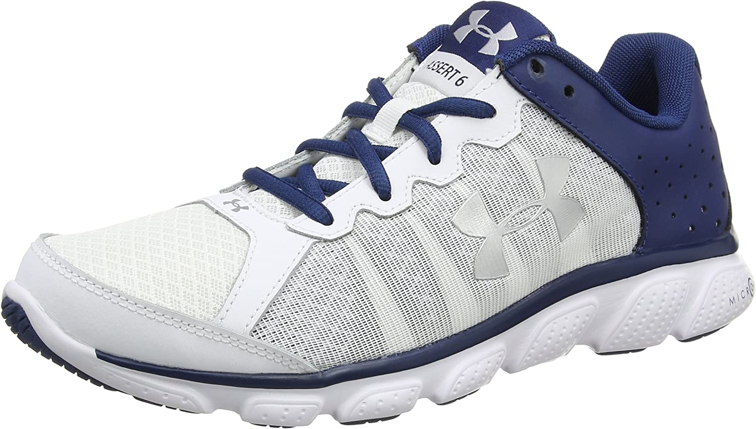 Under Armour Men s Micro G Assert 6 Running Shoe
