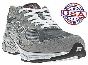 New Balance Men's M990GL3 Running Shoe,Grey,10.5 D US