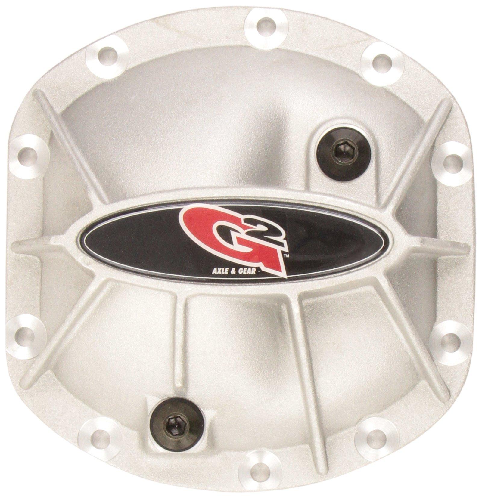 G2 Axle & Gear 40-2031AL G-2 Aliminum Differential Cover