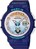 [カシオ]CASIO 腕時計 BABY-G ベビージー ラブザシーアンドジアース アクアプラネットタイアップモデル BGA-250AP-2AJR レディース