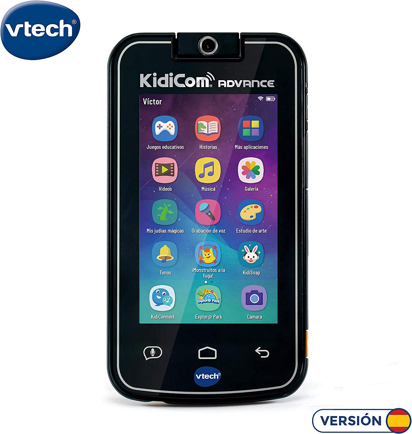 VTECH KIDICOM Advance Plate Forme Multifonctions