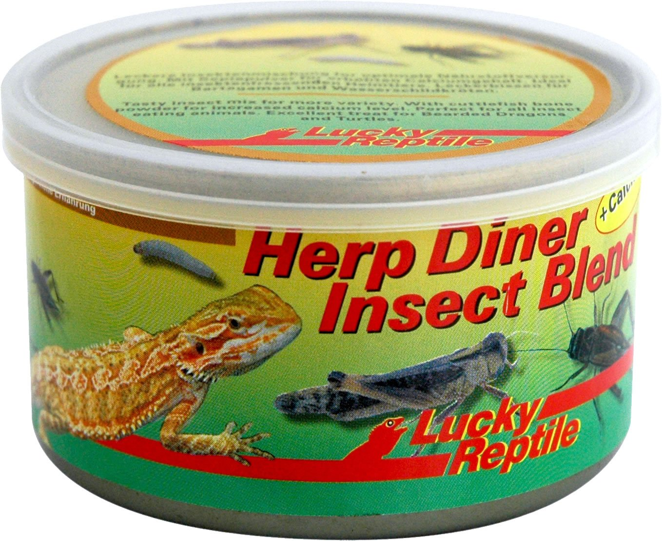 Lucky Reptile Herp Diner Insect Blend 35 g, 1er Pack (1 x 35 g) FLC001