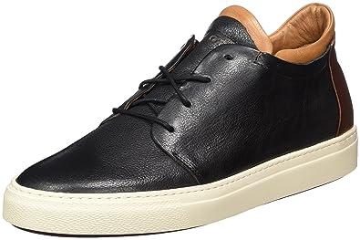 Sneaker 70723743502103, Baskets Hautes Homme, Schwarz (Black), 44 EUMarc O'Polo