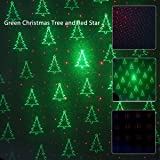 1byone OUS00-0817 Laser Green Christmas Tree and