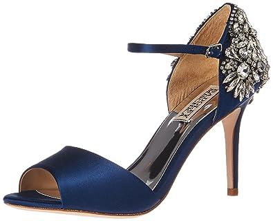 16423f79b94b Amazon.com  Badgley Mischka Women s Harbor Pump  Shoes