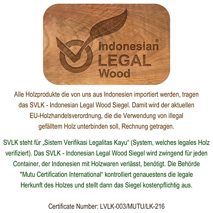 Divero 2 Sitzer Bank Holzbank Gartenbank Sitzbank 120 Cm U2013 Zertifiziertes  Teak Holz Unbehandelt Hochwertig Massiv U2013 Reine Handarbeit U2013 Wetterfest  (Teak ...