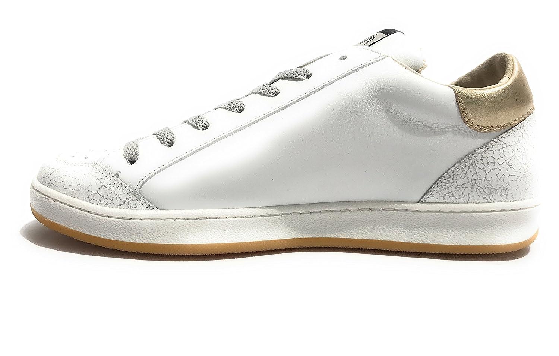 AMA-BRAND DELUXE Hombre zapatillas deportivas de hombre Blanco Size: 43: Amazon.es: Zapatos y complementos