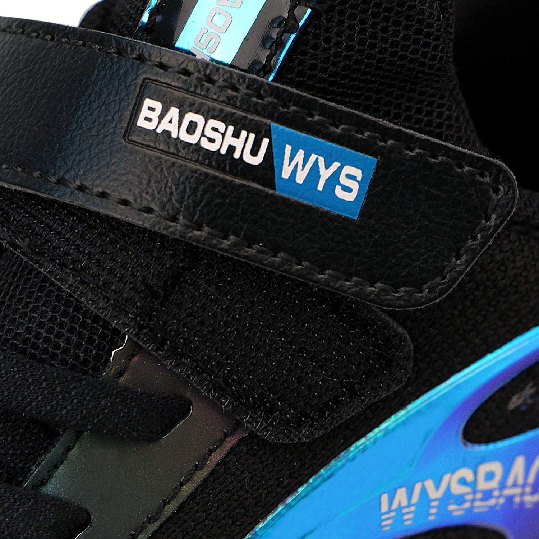 Ni/ño Zapatillas de Unisex Ni/ños Respirable Casual Zapatos de Deporte para Correr Trotar B/ádminton