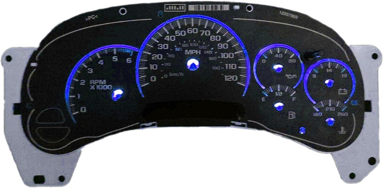 Denali Speedometer Instrument Cluster 03 04 05