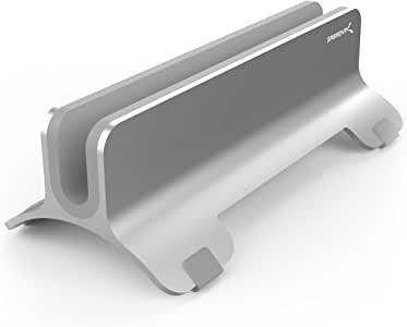 Sabrent Aluminum Vertical Laptop Stand Macbook Holder (AC-HLDS)
