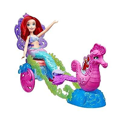 Disney Princess Ariel's Under the Sea Carriage: Toys & Games