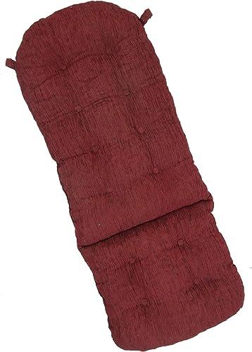 Cushion for Lounge Swivel Rocking Chair, Dark Brown Just Cushion