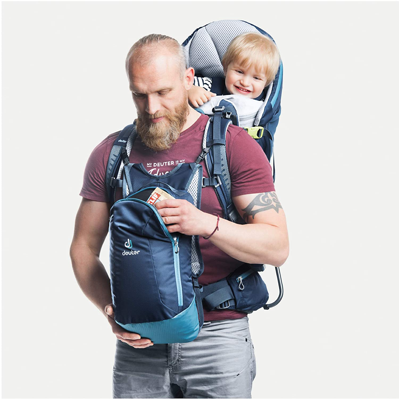 Deuter Kid Comfort Pro - Best Baby Carrier for Hiking
