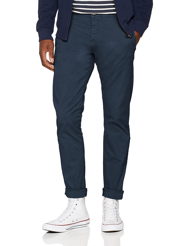 TALLA 34W / 34L. SELECTED HOMME Slhskinny-Luca M. Ocean Pants W Noos, Pantalones para Hombre