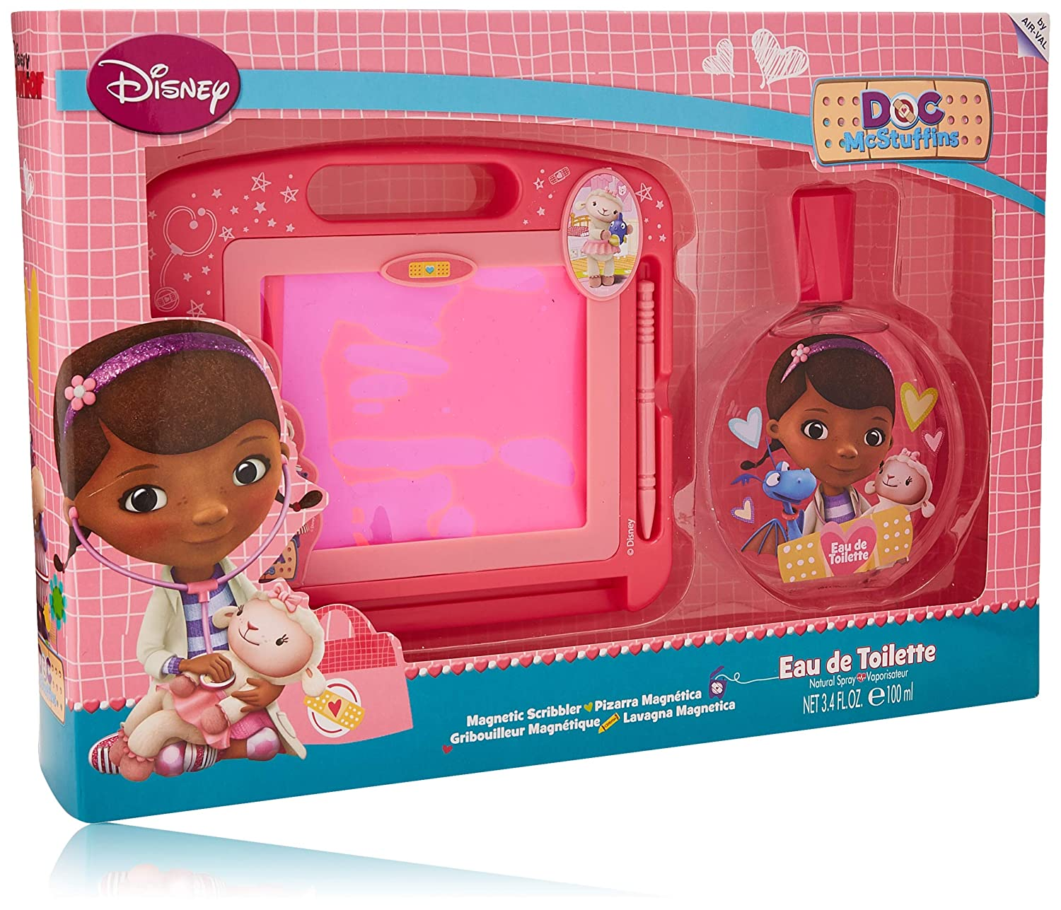 Amazon.com : Disney Doc Mcstuffins for Kids 2 Piece Gift Set : Beauty