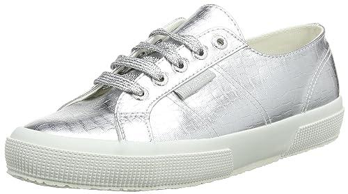 Superga 2750Cotmetembossedcoccow Sneaker Donna Rose Gold 40 EU Scarpe