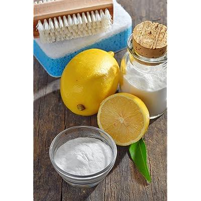 100kg qualité alimentaire Acide citrique E330, Bio Détartrant