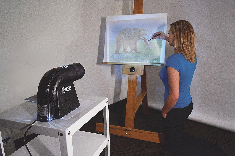 tracer proiettore  Artograph ART225450 Tracer, Proiettore Artistico Immagini, Nero ...