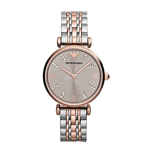 63a6f5beac Emporio Armani Women's Watch AR1840: Amazon.co.uk: Watches