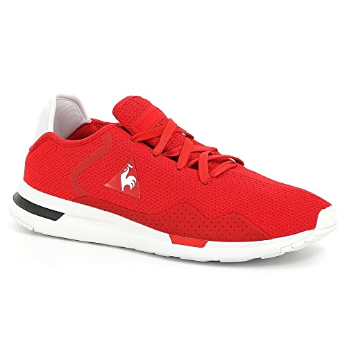 Zapatillas Le COQ Sportif Hombre Rojo 1810401 Solas Sport Vintage Red: Amazon.es: Zapatos y complementos