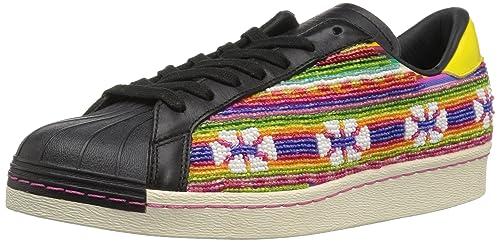 ADIDAS Adidas SUPERSTAR 80s PIONEERS PHARREL mens fashion-sneakers B25965_ -