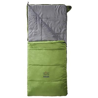 Grand Canyon Cuddle Blanket - Sac de couchage rectangulaire pour enfant, 3saisons, différentes couleurs