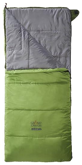 GRAND CANYON Cuddle Blanket - saco de dormir manta para niños, 3 estaciones, verde, 301015: Amazon.es: Deportes y aire libre