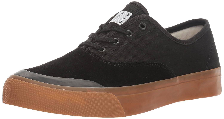 HUF Men's Cromer Skateboarding Shoe 8 D(M) US|Black/Gum