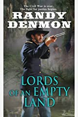 Lords of an Empty Land Mass Market Paperback