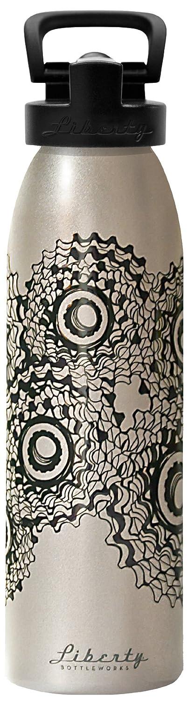 Liberty Bottleworks Ritzel Wissenschaft Aluminium Wasser Flasche
