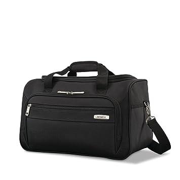 e6bf4439b1c Amazon.com: Samsonite Advena Travel Tote Bag, Black: Clothing