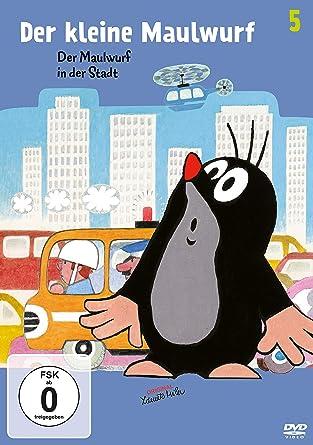 795cd5d58c Der kleine Maulwurf 5 - Der Maulwurf in der Stadt: Amazon.de ...