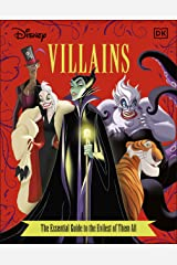 Disney Villains The Essential Guide New Edition Kindle Edition