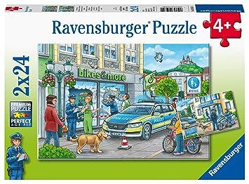 Ravensburger 05031 Hannah - Juego de Mesa de Viajes con comisaria ...