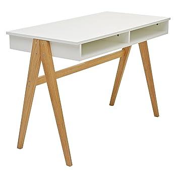 Kinderschreibtisch design  tenzo 2020-454 Strada - Designer Schreibtisch, Untergestell Eiche ...