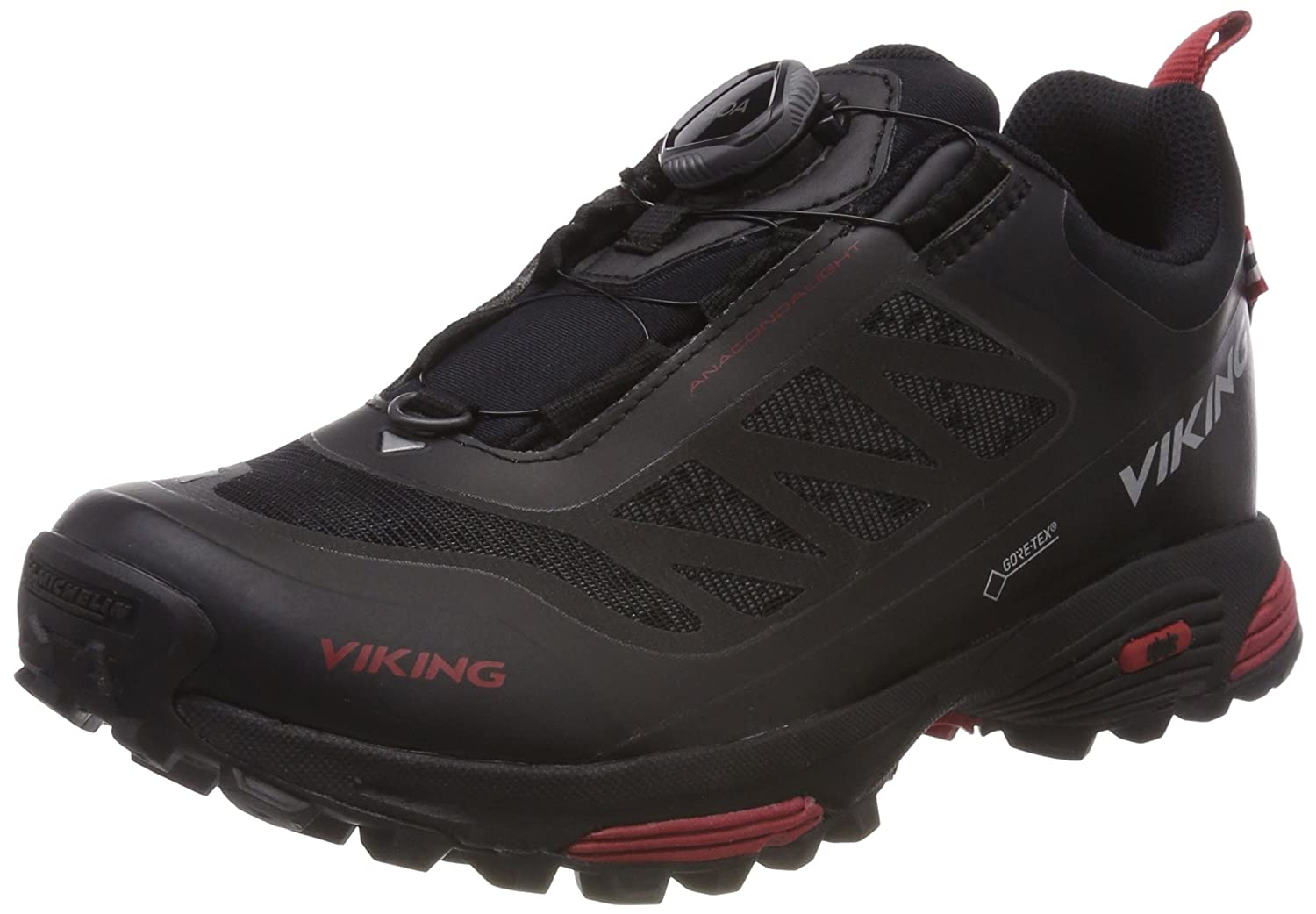 Viking Anaconda Light Boa GTX, Zapatillas de Senderismo Unisex Adulto