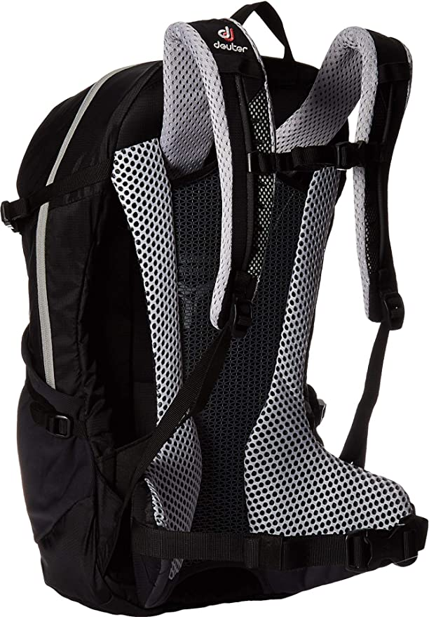 a7de2e7d914 Amazon.com: Deuter Futura 22 SL, Black: Sports & Outdoors