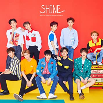 Shine: Pentagon: Amazon.es: Música