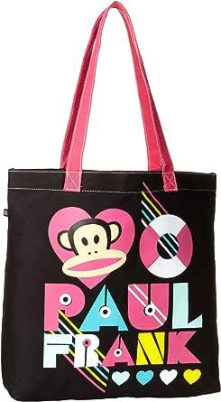 FAB Starpoint Big Girls' Paul Frank Junior Core Colors Tote