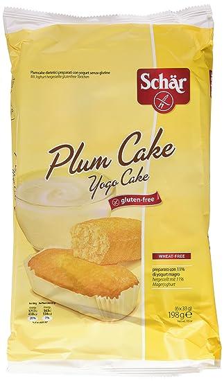 Dr. Schar Yogo Cake Magdalenas - 198 gr - [pack de 3 ...